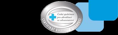 pečeť nejlepší nemocnice kraje 2018